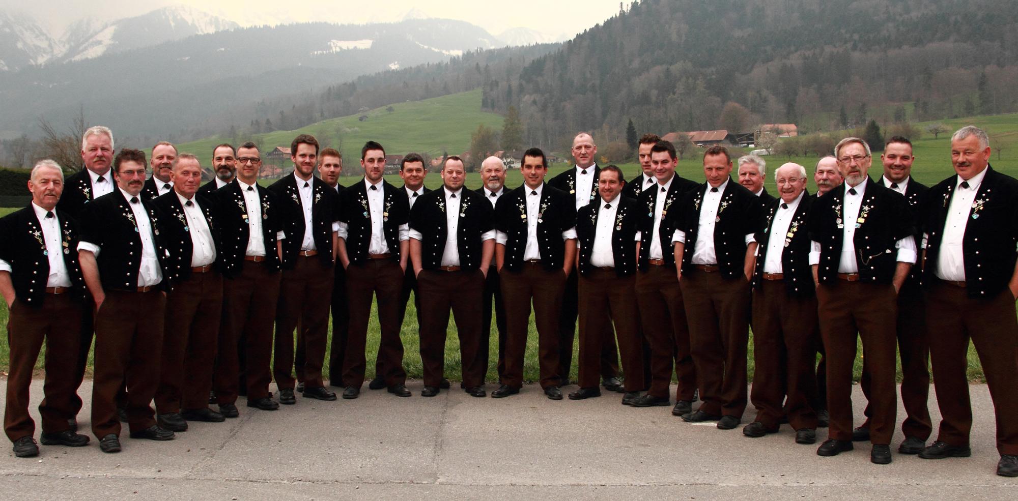 Jodlerklub Edelweiss Blumenstein